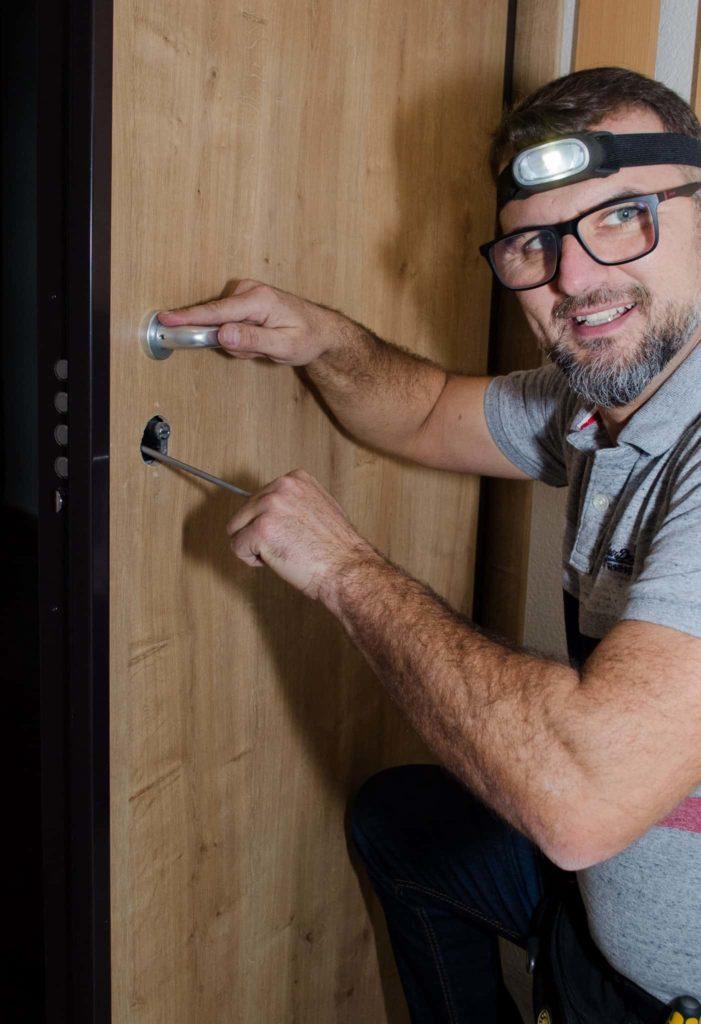 Hitne intervencije na protuprovalnim vratima i otvaranje vrata bez ključa